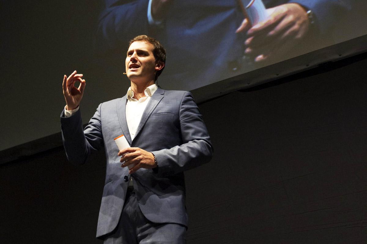 Albert Rivera, líder de Ciudadanos (Foto: EFE)