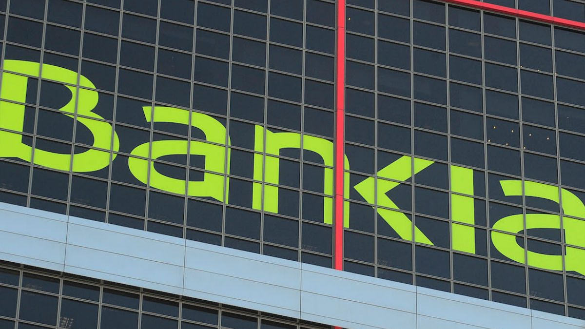 Sede de Bankia en Madrid (Foto:Getty)