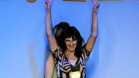 La galardonada con el Premio de la Moda en 2015, Sybilla (Foto: EFE)