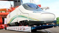 Uno de los trenes Talgo que recorrerán el AVE a La Meca. (Foto: EFE)