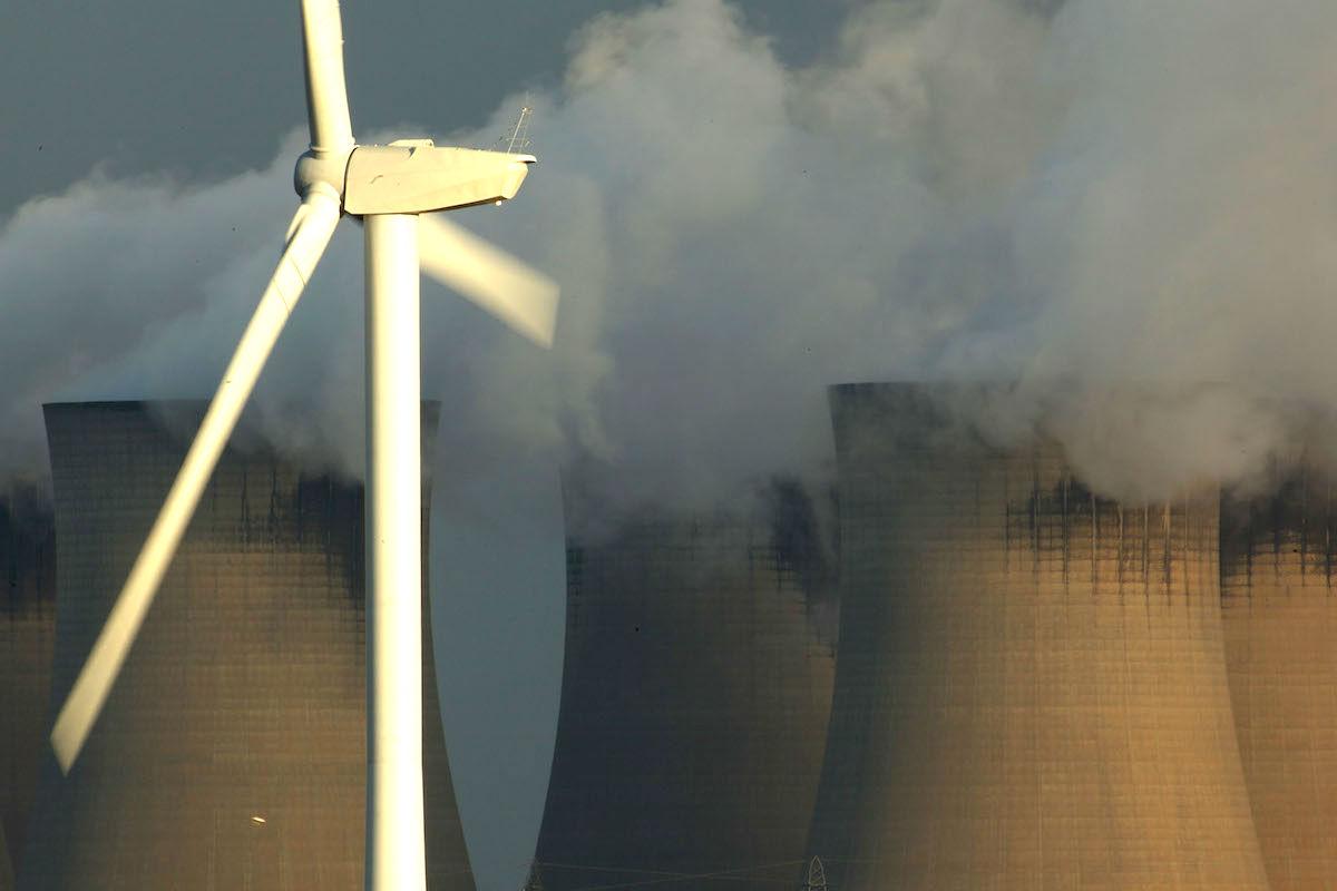Turbina-Eólica (Foto: GETTY)