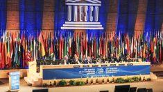 La UNESCO, durante la reunión en la que se votó en contra de la inclusión de Kosovo (Foto: Getty)
