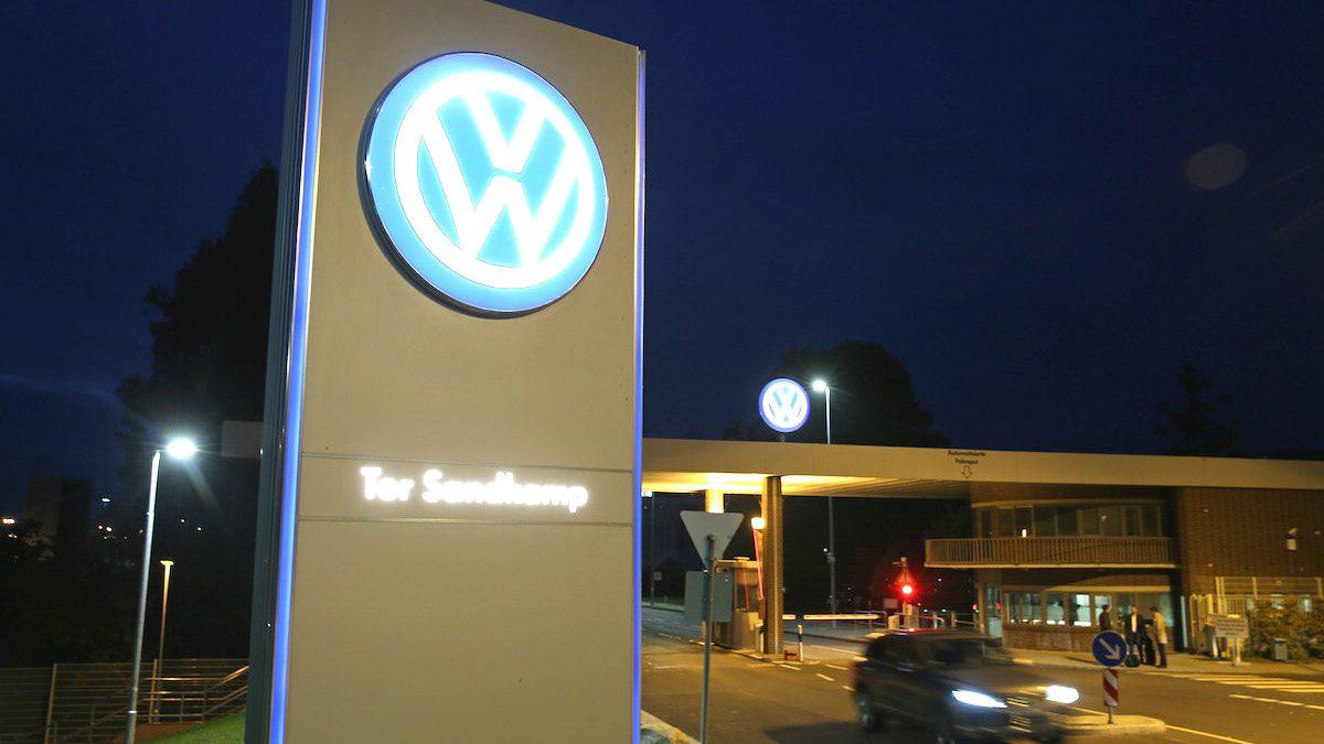 Sede de Volkswagen (Foto: GETTY)