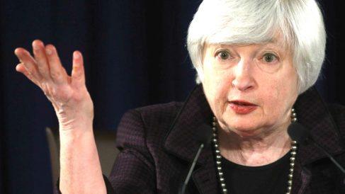 La presidenta de la Reserva Federal de EEUU, Janet Yellen. (Foto: REUTERS)