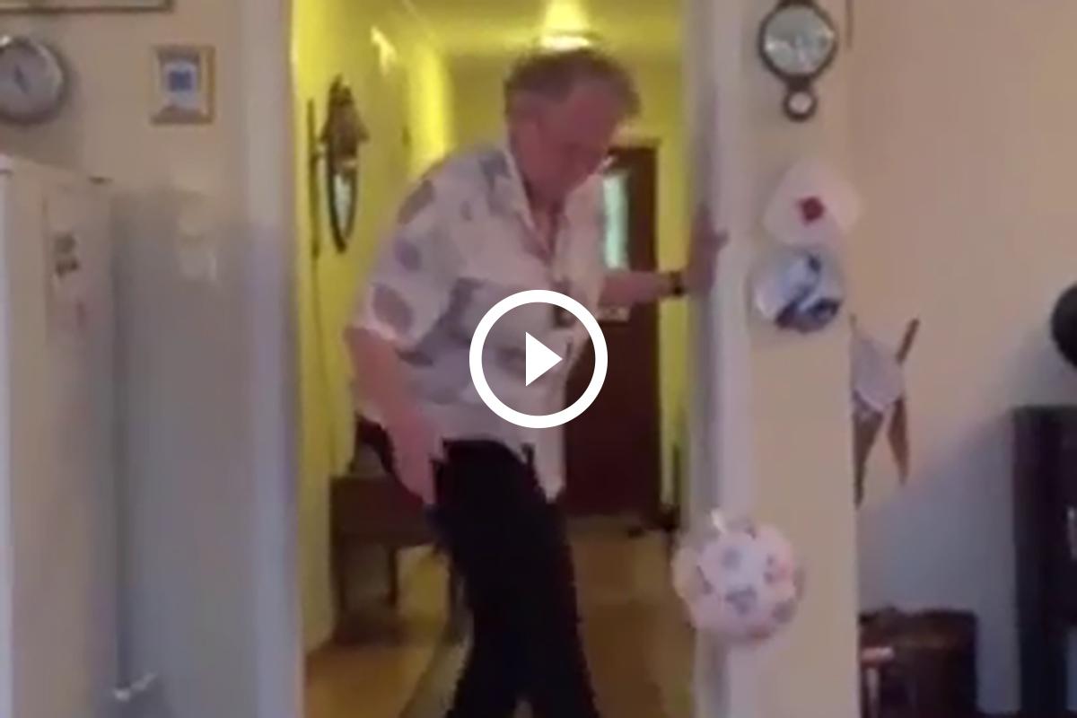 abuela futbolista