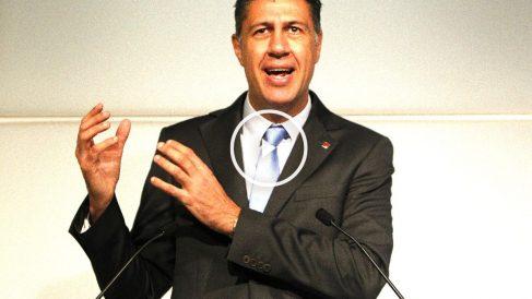 Xavier García Albiol en una reciente imagen (Foto: Efe)