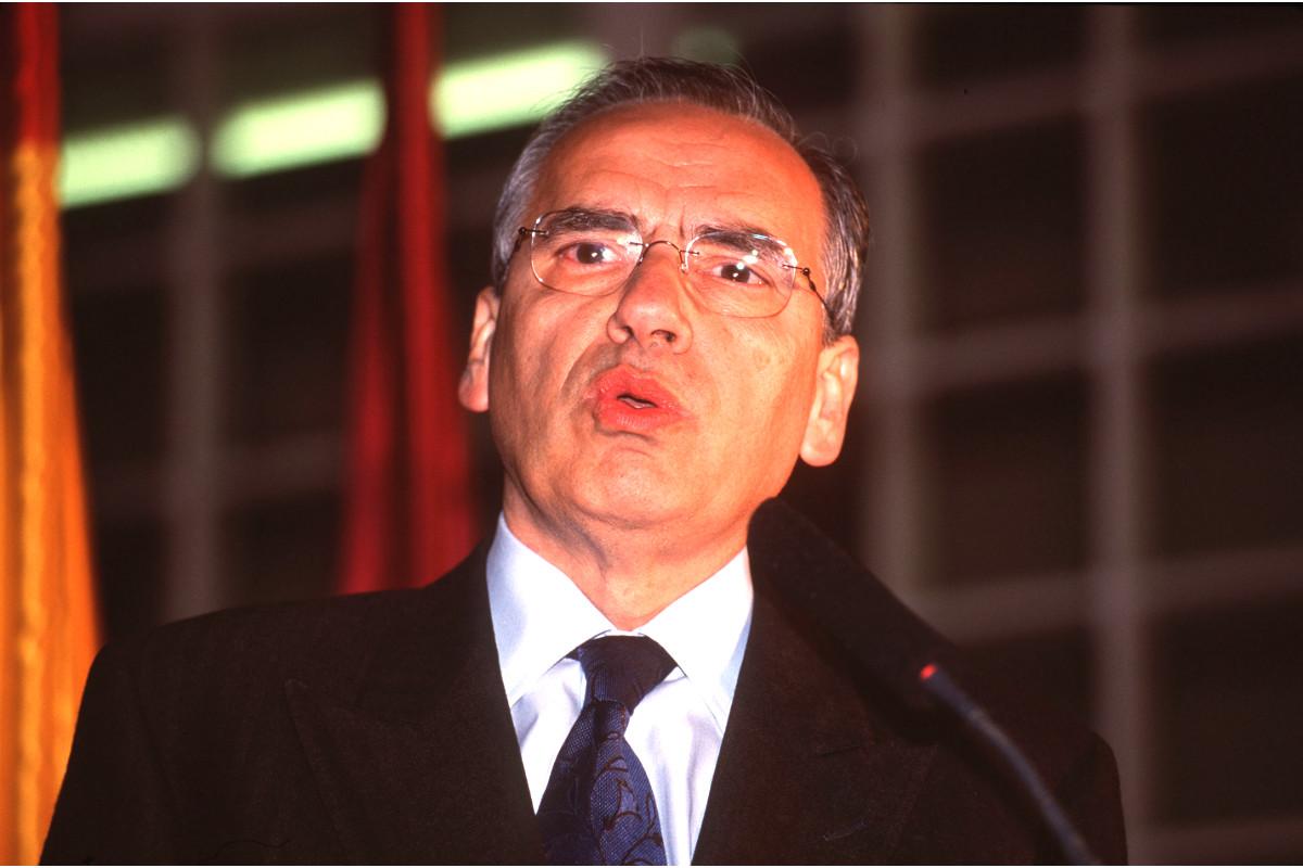 El ex vicepresidente del Gobierno Alfonso Guerra