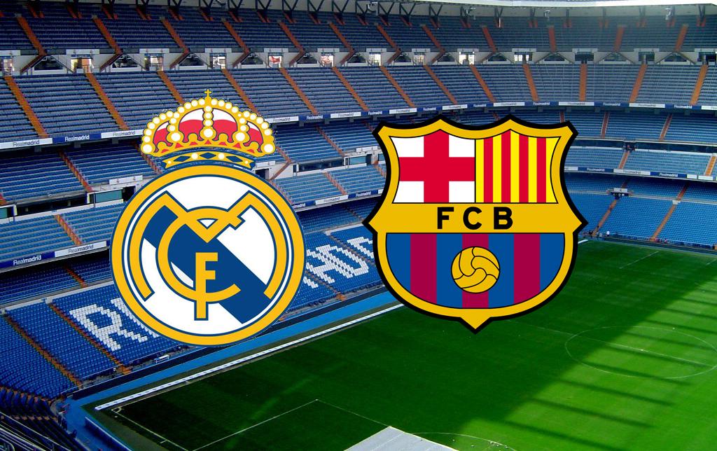 Las alineaciones del Real Madrid Vs Barcelona 2015