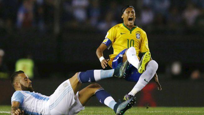 argentina-brasil-neymar-otamendi