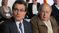 Artur Mas junto a Jordi Pujol. (Foto: EFE)