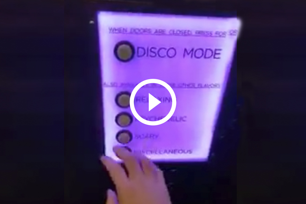 El mejor ascensor que has visto jamás