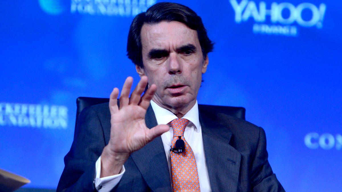 José María Aznar. (Foto: Getty)