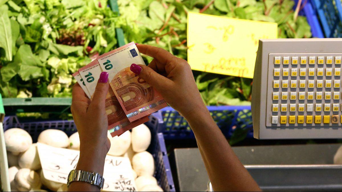 Billetes de 10 euros (Foto: GETTY)