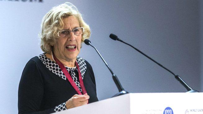 Manuela Carmena-Ayuntamiento de Madrid-Regalos