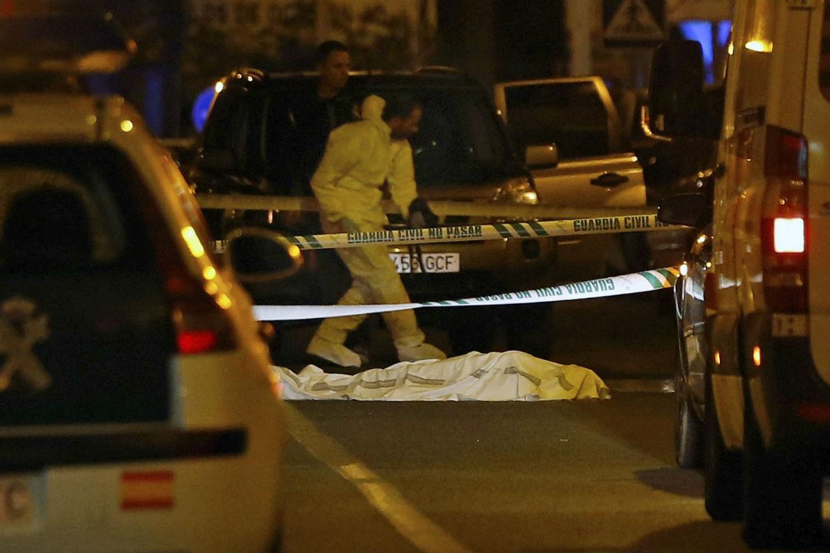 Dos mujeres fallecieron en Lliria por arma de fuego. (Foto: EFE)