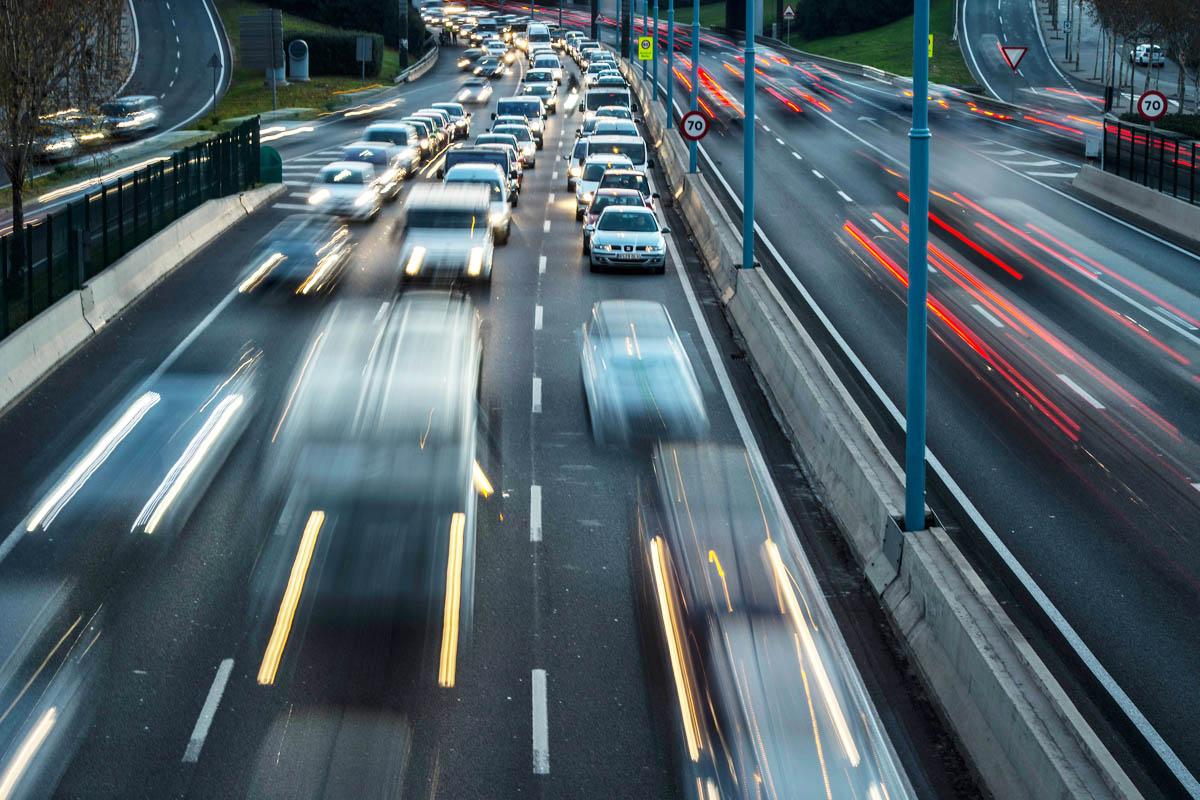 Cada conductor será suministrador y beneficiario de la información. (Foto: Getty)
