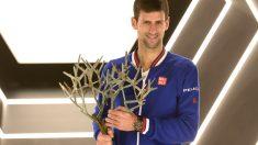 Djokovic lleva 26 Masters 1000, 14 finales seguidas y 21 partidos consecutivos sin perder(Foto: AFP)