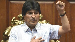 Evo Morales (Foto: GETTY).