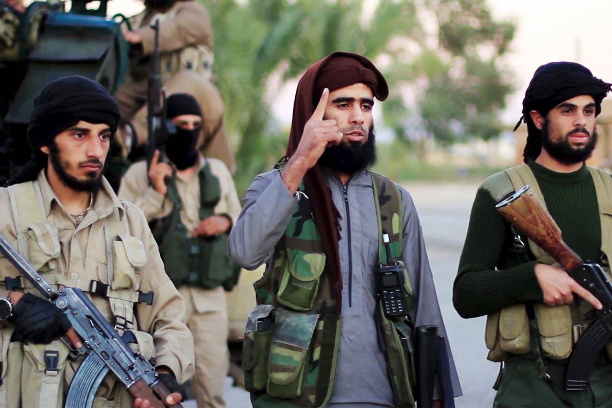 Miembros de Estado Islámico. (Foto: Reuters)