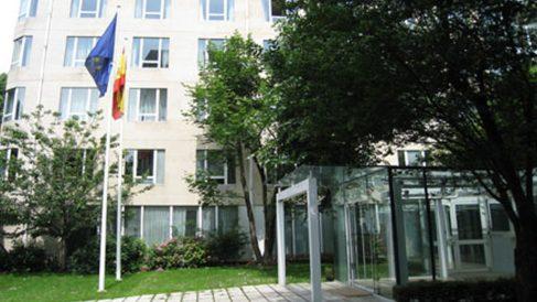 Embajada de España en París.