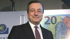Mario Draghi (Foto: GETTY).