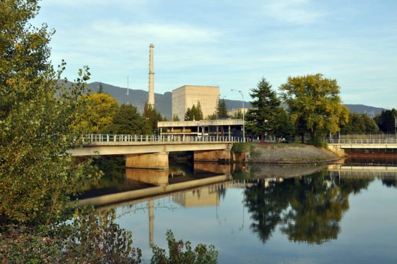 Central nuclear de Garoña (Foto: Nuclenor).