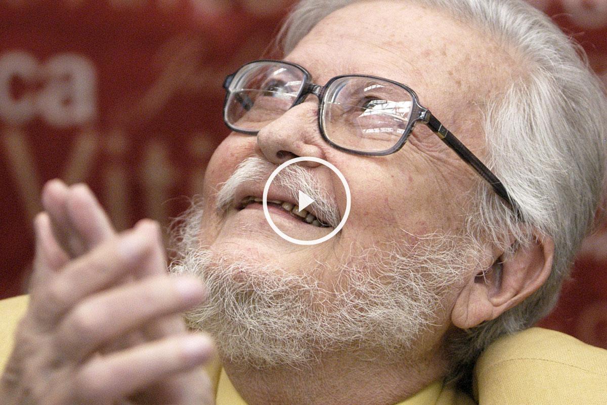 Fernando del Paso. (Foto: AFP)