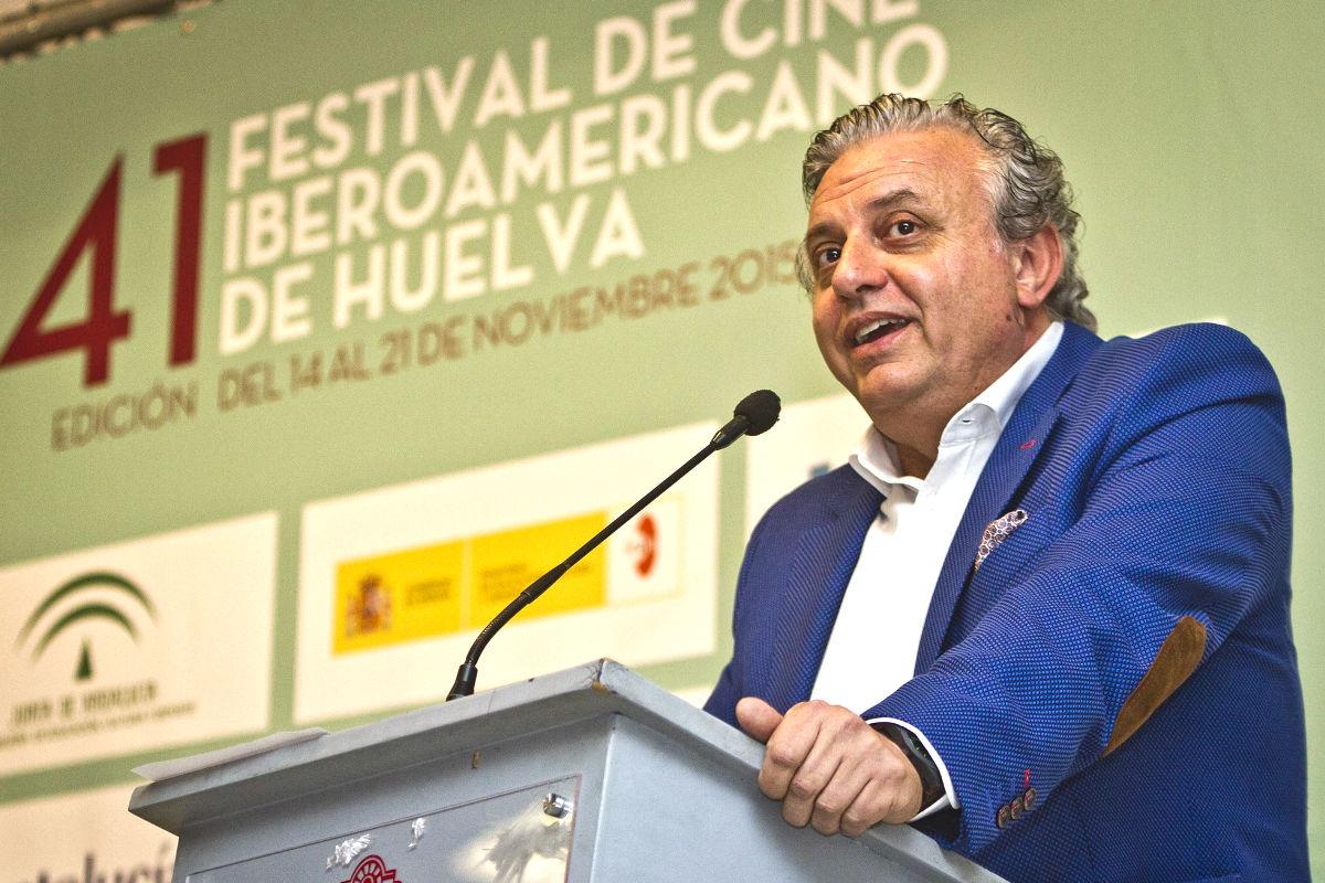 Pedro Castillo, director del festival (Foto: Efe)