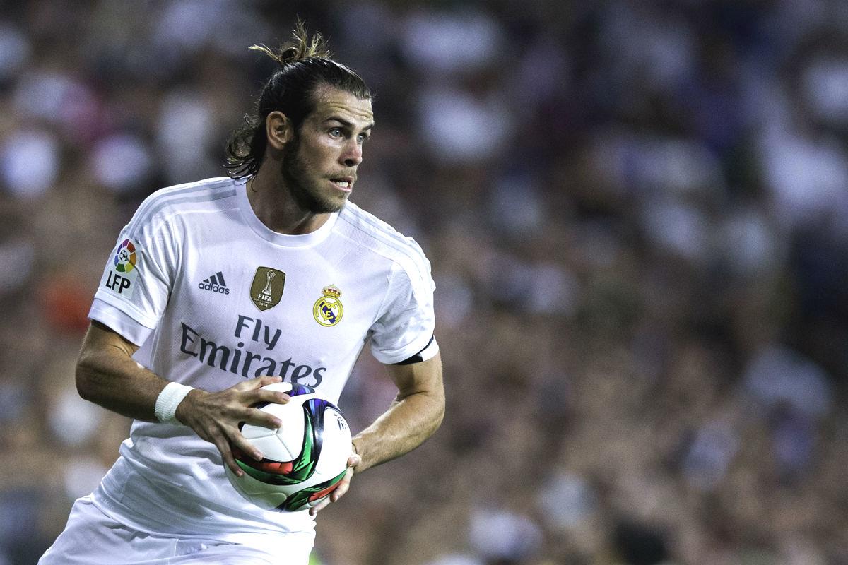 Gareth Bale, preparado para el Clásico (Getty)