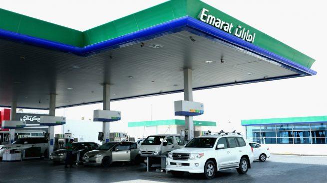 Gasolinera en Emiratos Árabes Unidos (Foto: GETTY).
