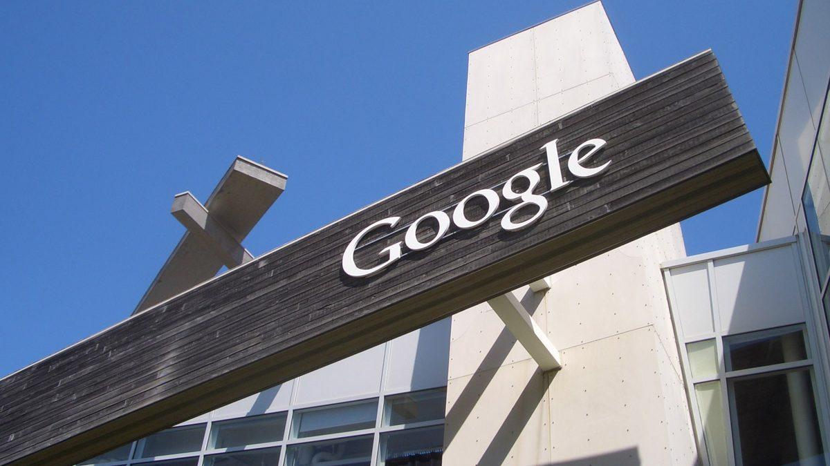 Sede de Google. (Foto: Wikimedia)