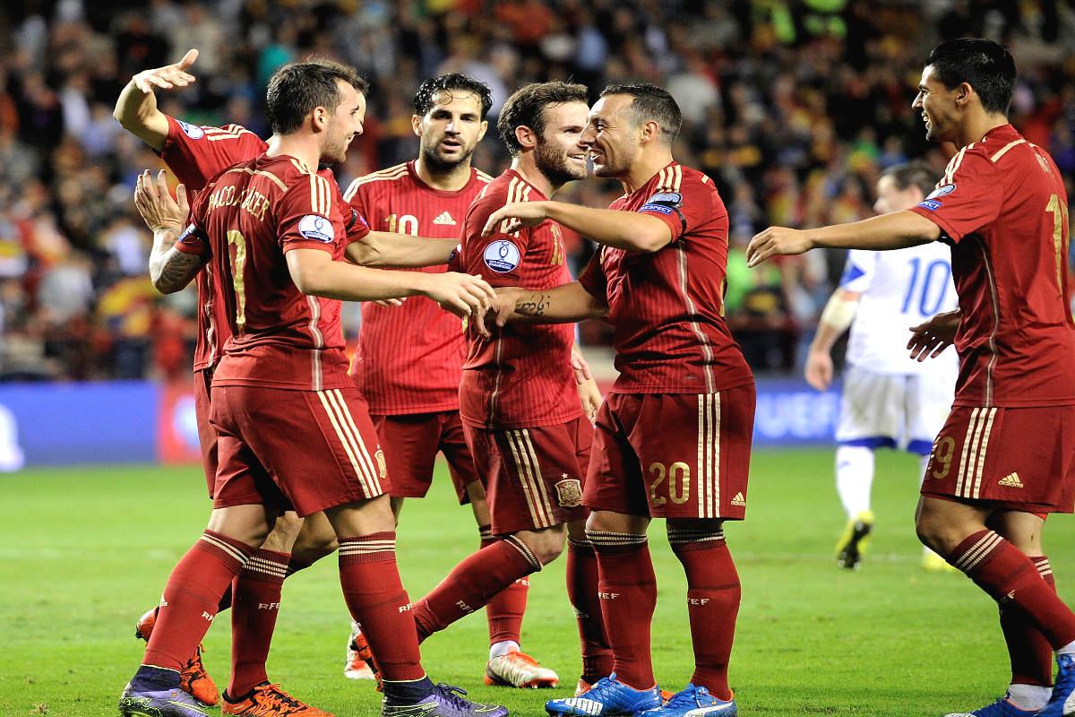 España Vs Inglaterra