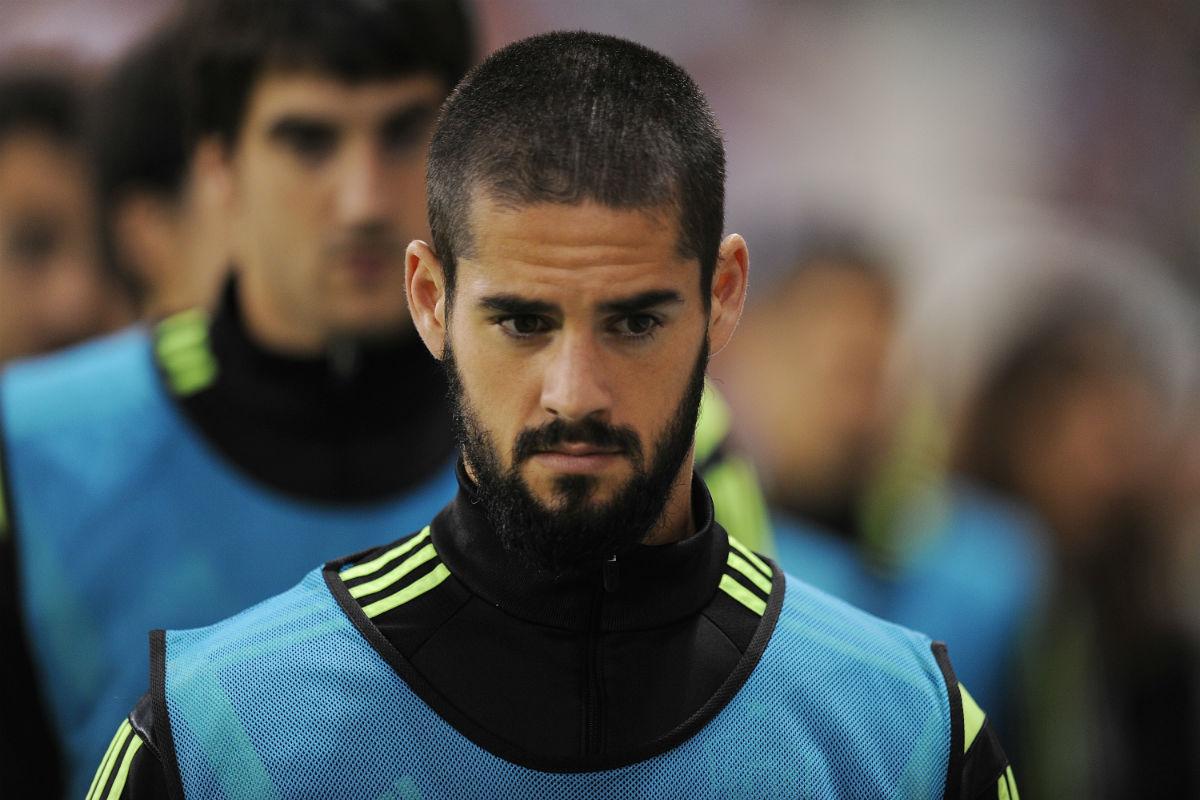 Isco no está cómodo en el Real Madrid: o renueva o se marcha (Getty)