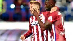 El Atlético menos goleador de la era Simeone (Foto: AFP)