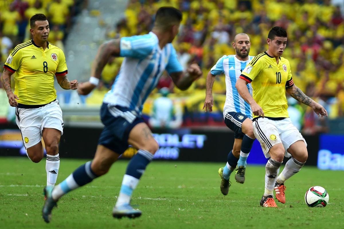 James-Rodríguez-Colombia-Argentina