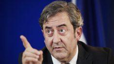 Javier Zaragoza, fiscal del Tribunal Supremo. (Foto:AFP)