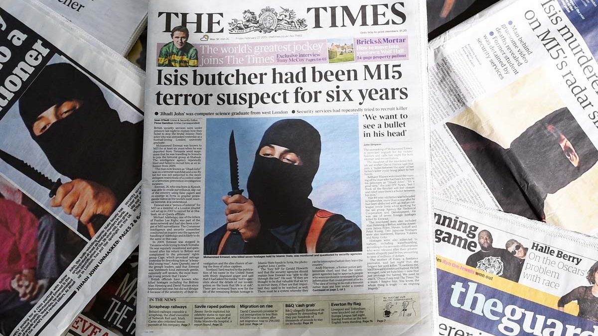 Amenaza terrorista sobre Reino Unido. (Foto: AFP)
