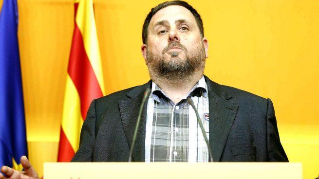 Junqueras-empresas Cataluña