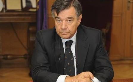 El presidente del Colegio de Farmacéuticos de Madrid, Luis González.