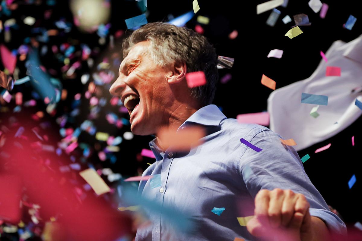 Argentina vota cambio. (Foto: AFP)