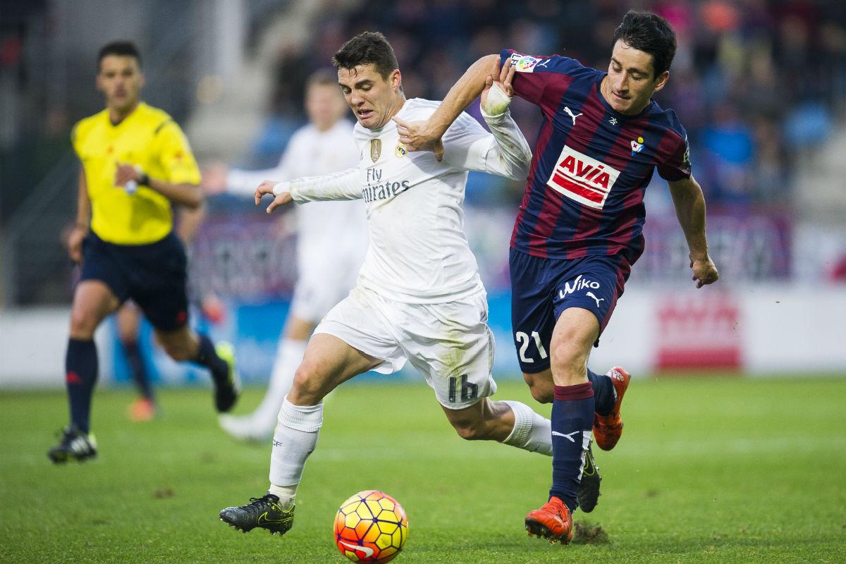 Mateo Kovacic fue titular ante el Eibar (Getty)