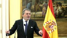 El ministro de Educación, Cultura y Deporte, Íñigo Méndez de Vigo. (Foto: EFE)