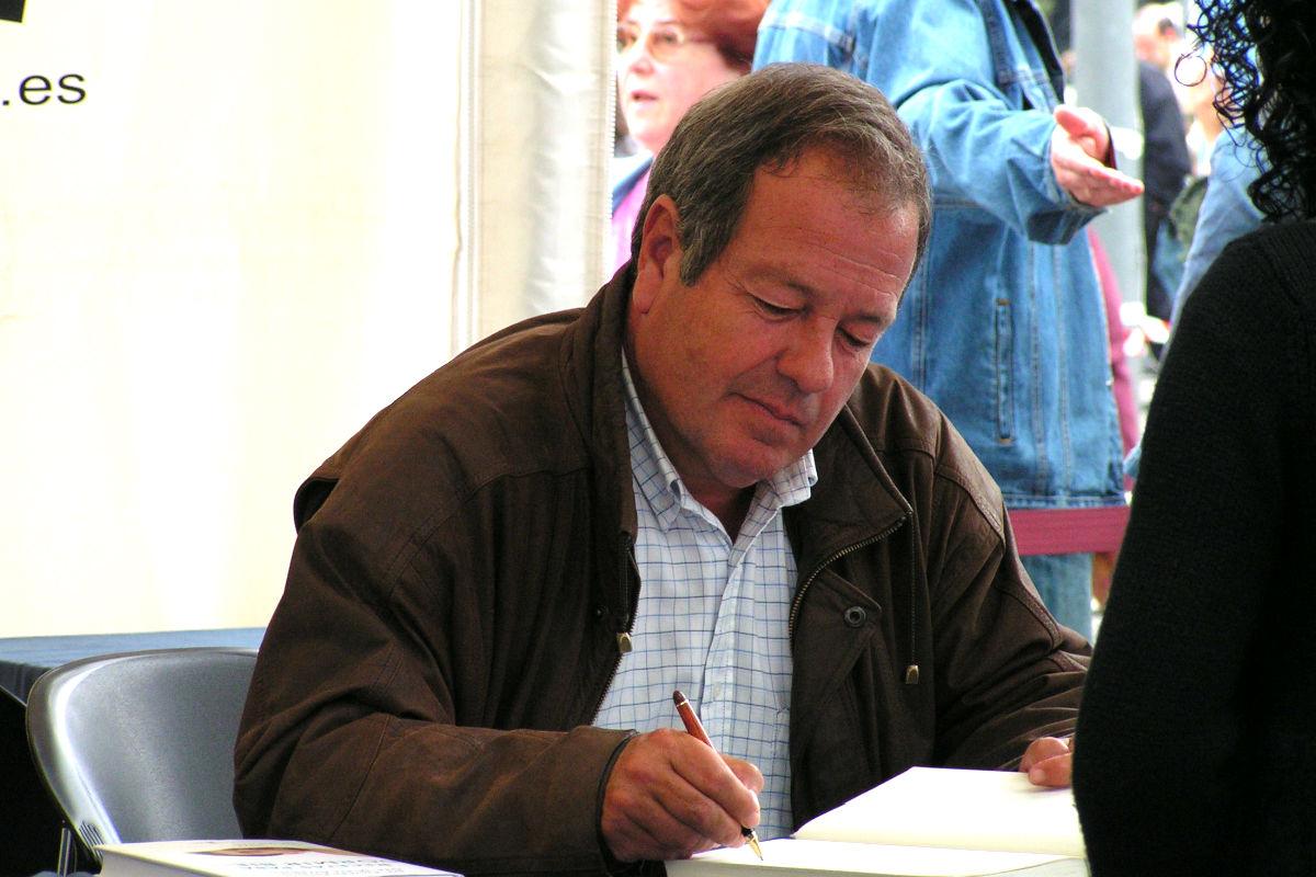 José María Mendiluce en una imagen de 2006.