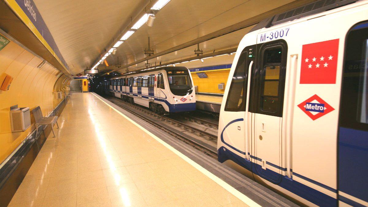 (Foto: Metro de Madrid)