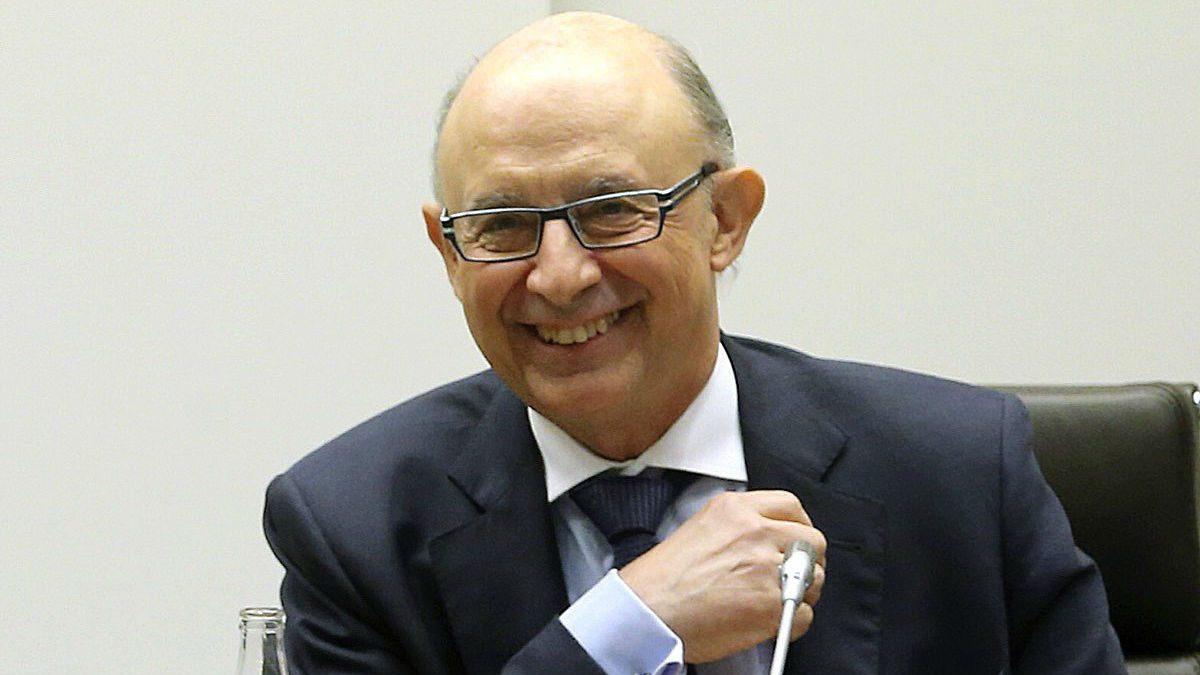 Cristóbal Montoro (Foto: EFE).
