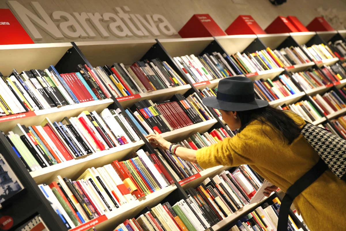 Crece la producción de libros por tercer año consecutivo y el papel sigue fuerte