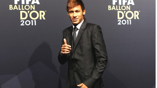 Neymar-Jr-Balon-de-Oro