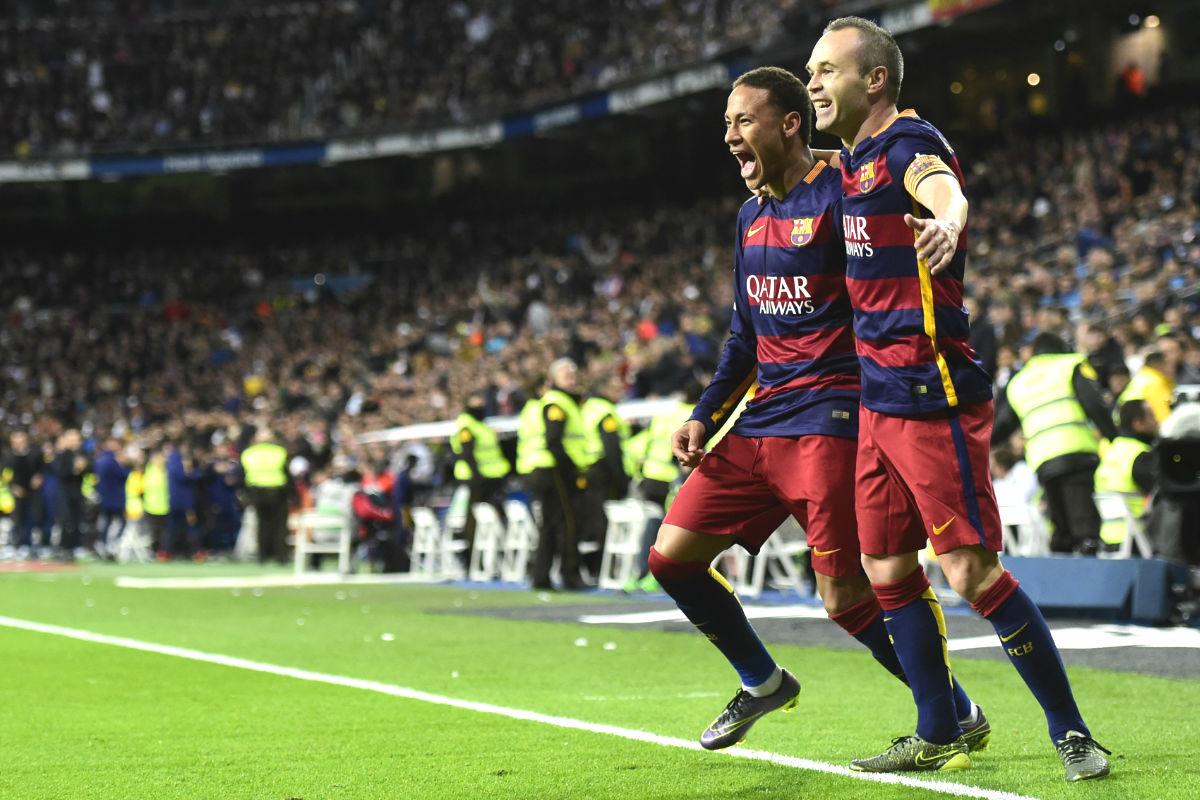 Neymar-Iniesta
