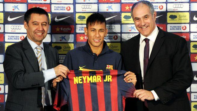 Neymar-Bartomeu-Zubizarreta
