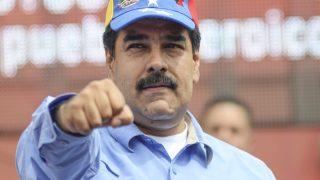El presidente de Venezuela Nicolás Maduro. (Foto: Getty)